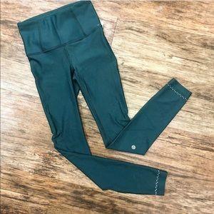 lululemon athletica Pants - Lululemon leggings 4